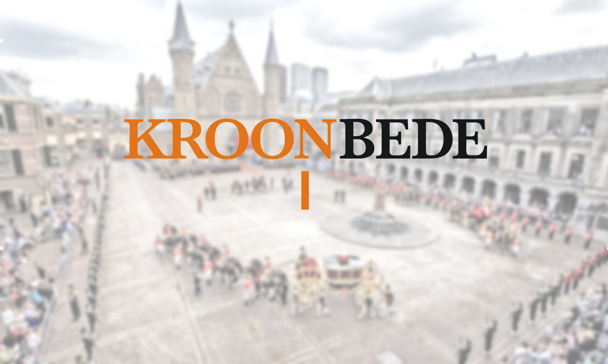 Kroonbede: 11 en 18 september 2018